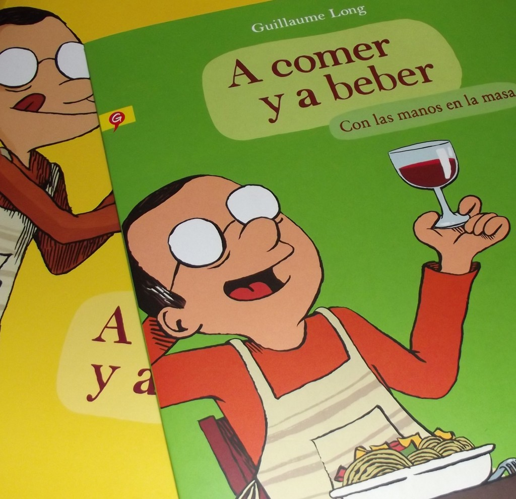 A comer y a beber de Guillaume Long