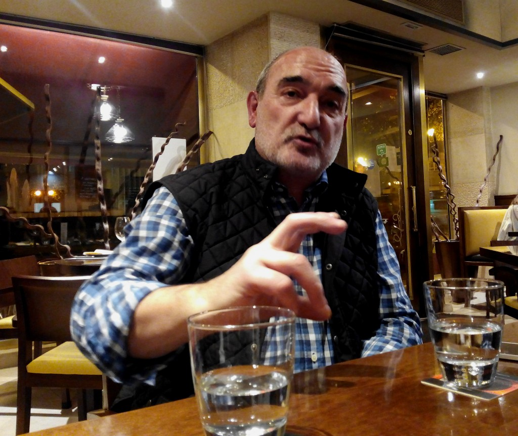 Antonio Felix - Asociación Micológica de La Pardina en Mieres