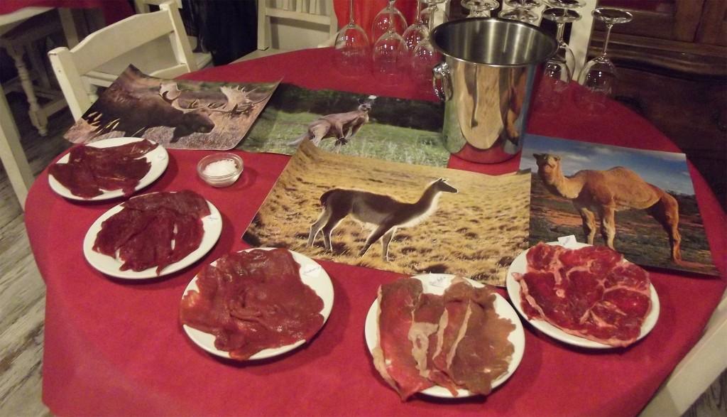 Cata de Carnes en Vinoteo (Oviedo)