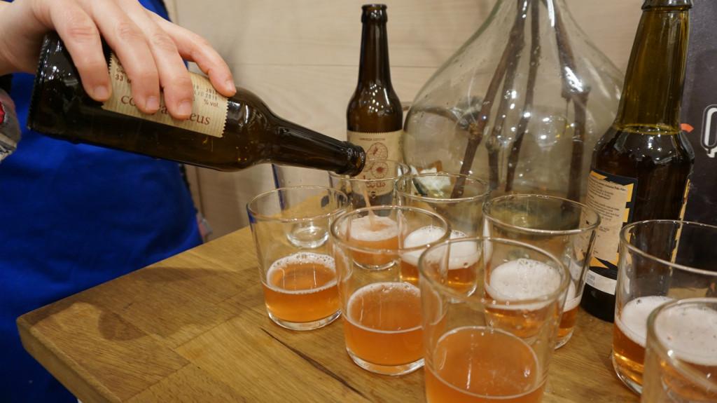 Cata de cerveza Cotoya Ideaus
