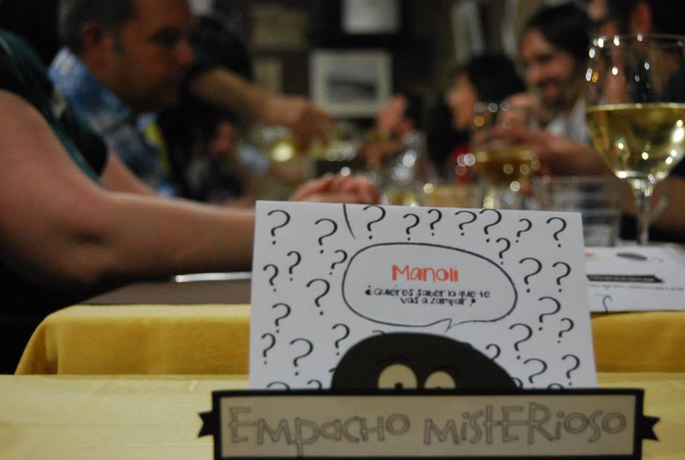 Empacho-Misterioso