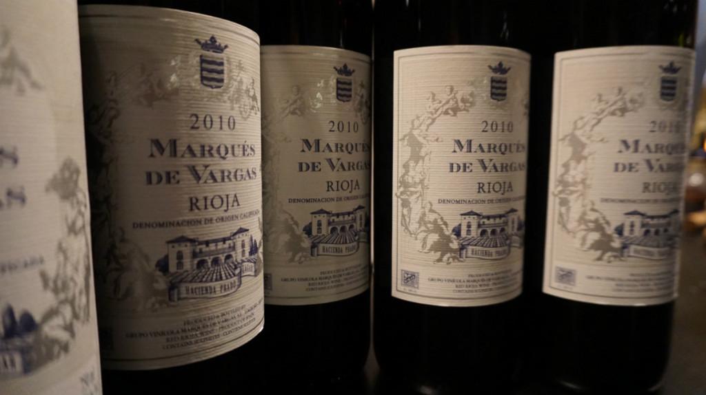 Marqués de Vargas Reserva 2010