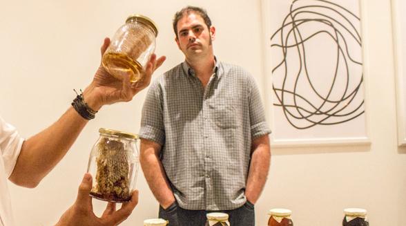 Alberto Uría de Miel Outurelos (foto de Olalla A. Salazar)