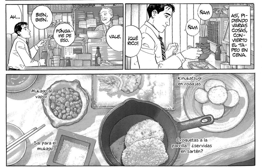 Viñetas de Paseos de un Gourmet Solitario