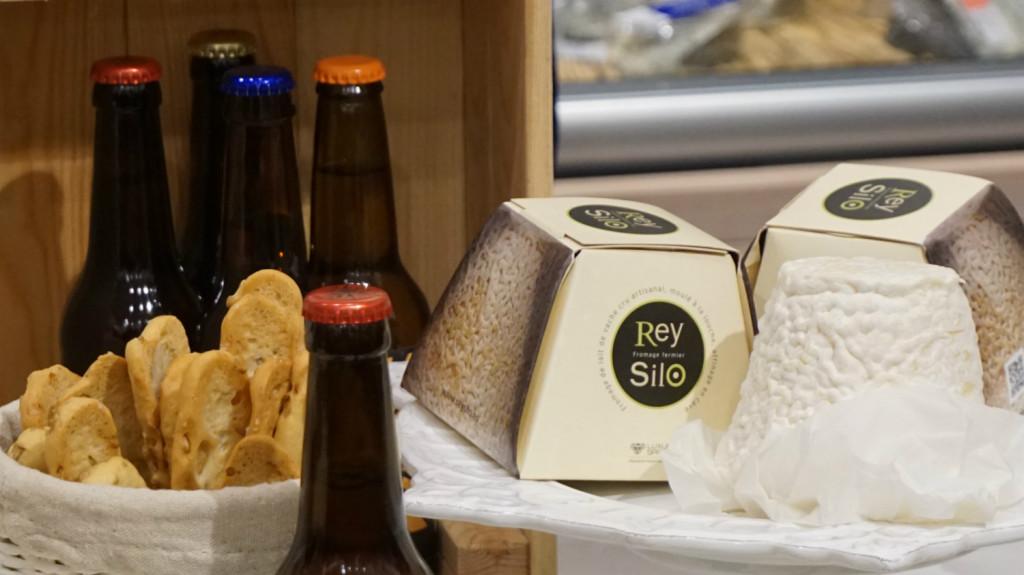 Cata de queso Rey Silo