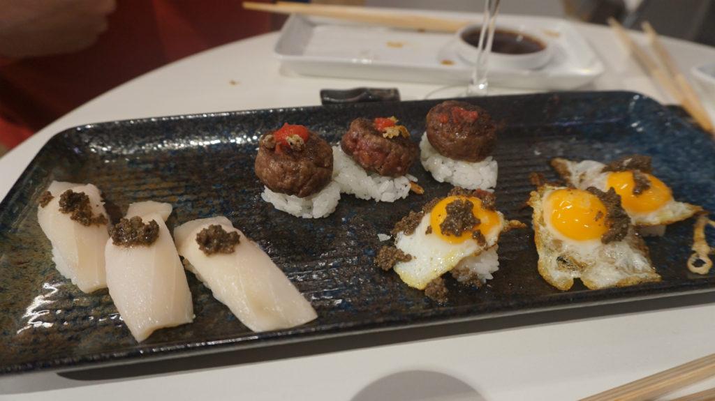 Sushi por Ricardo Sanz