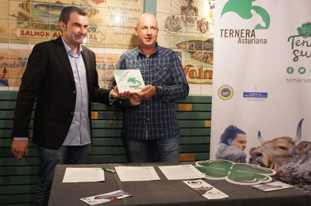 Acuerdo entre La Mar y Morena y la IGP de Ternera Asturiana para crear Territorio Ternera Asturiana